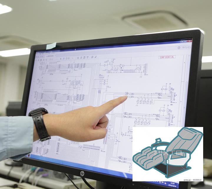 モーター・ポンプ駆動回路設計、AC制御回路