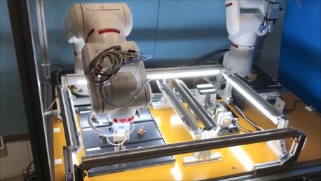 協調多軸ロボット